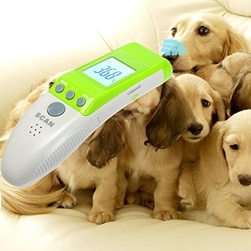 Artikelbild: Infrarot Pet Thermometer, Katze Thermometer, Hund Thermometer, messen Katze oder Hund Temperatur in 1 Sekunde, 3 measure mend Modus können Objekt und Lufttemperatur sowie zu messen
