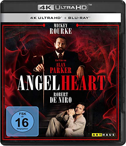 Angel Heart (4K Ultra HD + Blu-ray 2D)