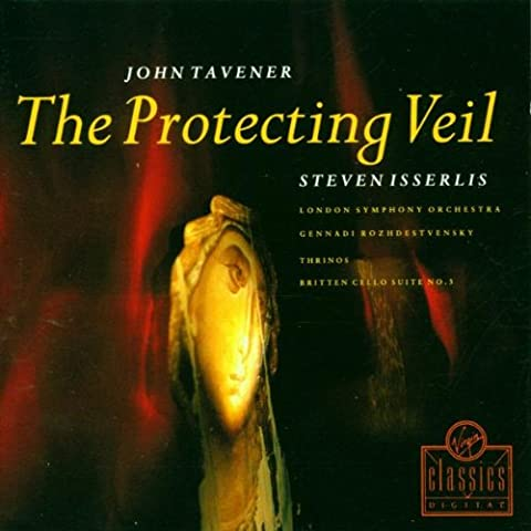 Protecting Veil / Cellosuite 3 / Threnos