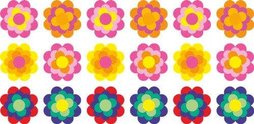 Pegatinas Pril Flores Pril Flores 18x 4,5cm