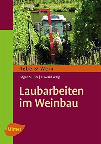 Laubarbeiten im Weinbau