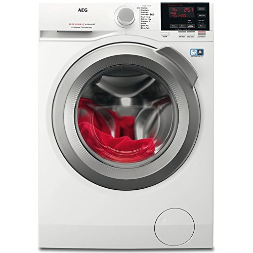 AEG L6FBG142R 6000 Series 10kg 1400rpm Freestanding Washing Machine-White