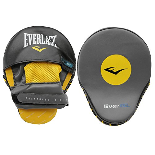 Everlast Mantis Mitts Pad Boxing Equipment Sparring