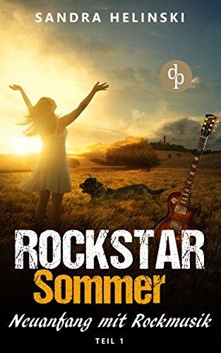 Neuanfang mit Rockmusik (Chick-Lit, Liebesroman, Rockstar Romance) (Rockstar Sommer-Reihe 1) - Kindle Rock-chick