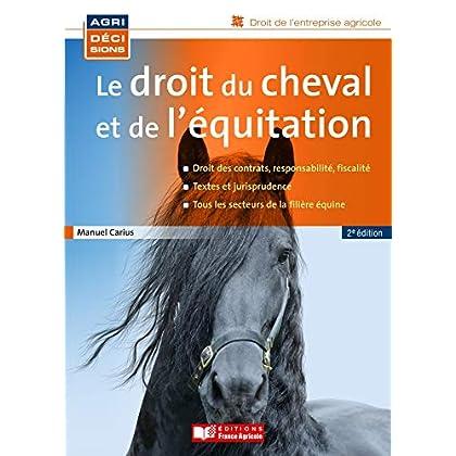Droit du cheval et de l'équitation