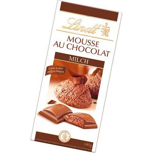 Lindt Mousse au Chocolat Milch Schokolade (Lindt Schokolade Gourmet)
