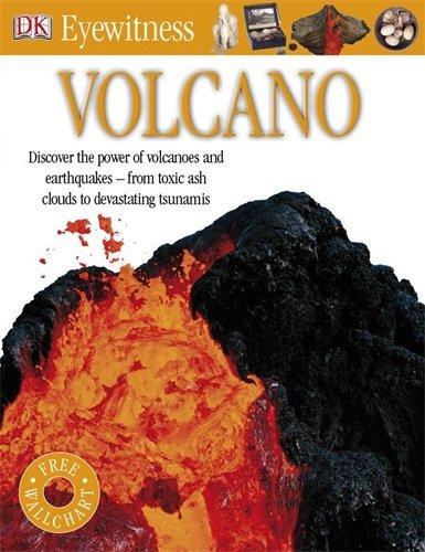 Volcano (Eyewitness) by DK (1-Jul-2011) Paperback
