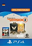 Tom Clancy's The Division 2 - 6500-Premium-Credits-Paket - 6500 Credits DLC | PS4 Download Code - deutsches Konto