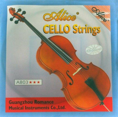 Alice Stahlsaiten Cellosaiten für Cello