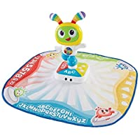 Fisher-Price 900 DTB17 Beatbo Dance Mat, Activity Play Mat with Lights and Sounds, Music, Phrases, Numbers and Letters, Toy for 1 Year Old
