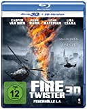 DVD Cover 'Fire Twister - Feuerhölle L.A. [3D Blu-ray + 2D Version]