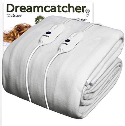 Double Electric Blanket Dual Con...