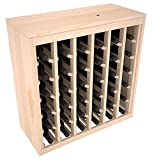 Wine Racks America Ponderosa Pine 36 Bot...