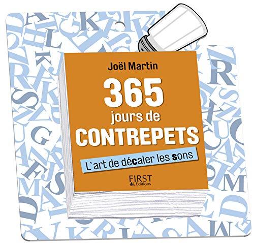 365 jours de contrepets