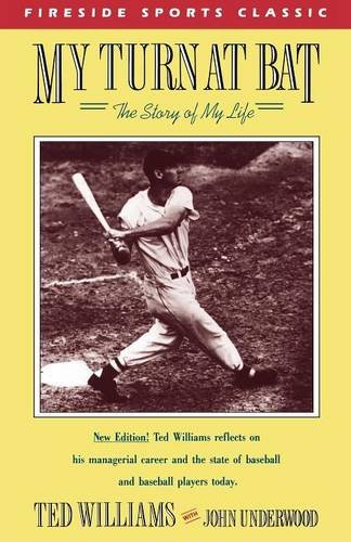 My Turn at Bat: The Story of My Life (Fireside sports classics) por Ted Williams