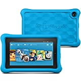 "Best Children Tablets - Fire Kids Edition Tablet, 7"" Display, Wi-Fi, 16 Review"