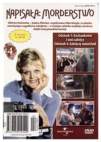 Murder, She Wrote 04: [DVD] [Region 2] (IMPORT) (Keine deutsche Version) (Homicide-der Film)