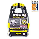 Onguard Pitbull 8005 DT Bike Lock & Cable – High Security Gold Sold Secure