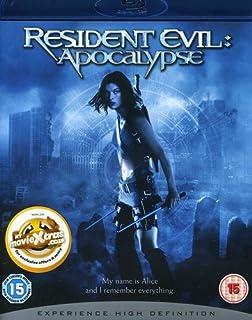 Resident Evil - Apocalypse [Blu-ray] [2004] [2007] [Region Free] (B000PI3UZE) | Amazon price tracker / tracking, Amazon price history charts, Amazon price watches, Amazon price drop alerts