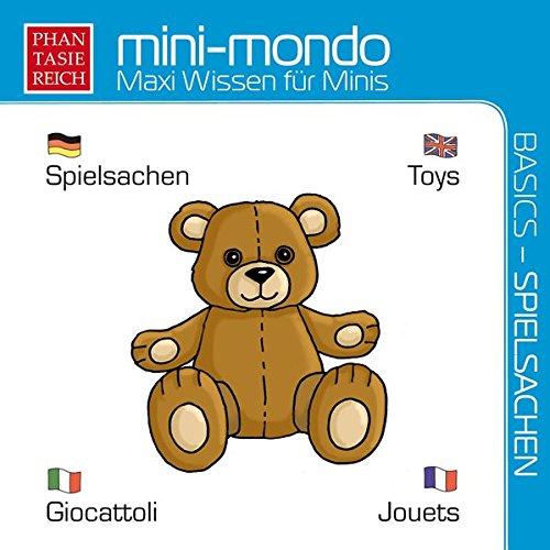 mini-mondo Spielsachen par Petra Breuer