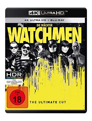 Watchmen - Die Wächter - Ultimate Cut (4K Ultra HD) (+ Blu-ray 2D)