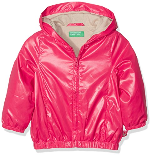 united-colors-of-benetton-madchen-jacke-jacket-rosa-fuchsia-4-5-jahre-herstellergrosse-x-small