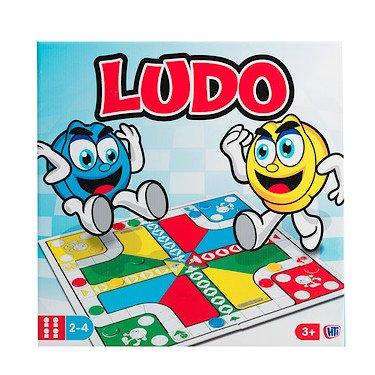 Boxed Ludo