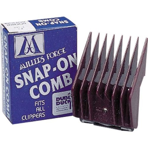 Artikelbild: Millers Forge Original Snap-On Clipper Comb, Size-2, 3/8-Inch Cut by Millers Forge