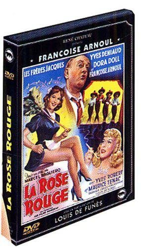 La rose rouge [FR Import]