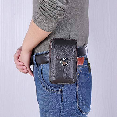Medium Thin Cross (Mobile Phone Pockets Belt Mobile Phone Vertical Pockets Cross Section Thin Section Waterproof Wholesale)