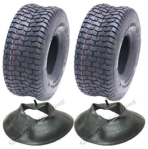 Parnells 2-15x6.00-6 4ply césped césped cortacésped Deli S365 neumáticos y Tubos