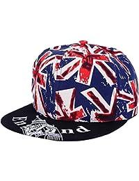 FAS Men's Cotton Snapback and Hip-Hop Cap(Multicolour)