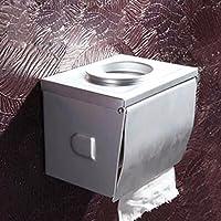 El Espacio De Baño Aluminio Cenicero De Papel Toalla Rollo De Papel Caja Caja