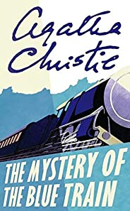 The Mystery of the Blue Train (English Edition)