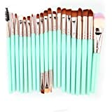 20Pcs/Kit Makeup Brushes Set Cosmetic Make Up Brush Beauty Tools Eye Shadow Brow Eyeliner Eyelash Lip Foundation...