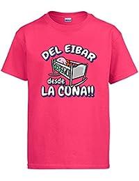 Camiseta del Eibar desde la cuna fútbol
