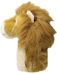 Daphne's - Funda para cabeza de palo de golf, diseño de león