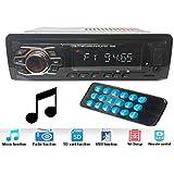 Gadget Deals 5050 Car Stereo Media Mp3 Music System Player (FM/AUX/USB/MMC)