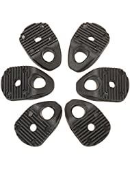Lixada kayaks à œillets 6pcs Kayak Canoë Rafting Nylon Single Eyelet Tie down Loop Safety Anchor Deck Fitting