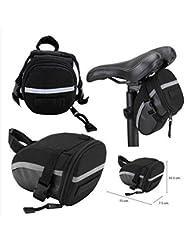Bazaar Bicyclette vélo sac de siège arrière extérieure du sac de selle portable
