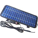 SP1 4.5 W 12 V Power Panel Solar battery charger Cargador de batería adapta para Trickle Auto Barco Moto notebook computer de medio ambiente y fiable