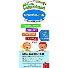 Let's Leap Ahead Kindergarten