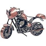 Signstek–Vintage hecha a mano hierro moto modelo como arte coleccionable escultura para los amantes de la motocicleta