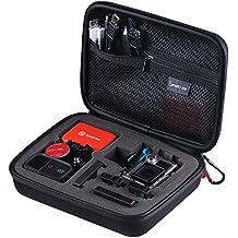Smatree SmaCase G160 - Estuche de Transporte para Gopro Hero 5,4,3+,3,2,1(Cámara y Accesorios NO Incluidos) -Negro