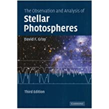 The Observation and Analysis of Stellar Photospheres: 0