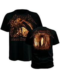 Universal Music Shirts Metallica - Raven Unisex T-Shirt