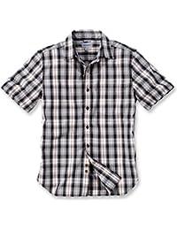 Carhartt Hemd Slim Fit Plaid, Color:black;Größe:XL