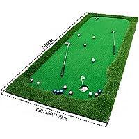 Jia He Tapetes de Golf Práctica de práctica de Golf Indoor Tapete de práctica Putt 3 Tamaño Opcional @ (Tamaño : 1.5m×3m)