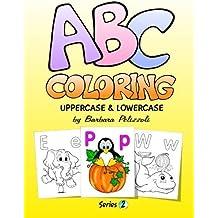 ABC Coloring Series 2 by Barbara Pelizzoli (2012-06-05)