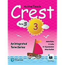 ActiveTeach Crest: Integrated Book for CBSE/State Board Class- 3, Term- 3 (Combo)